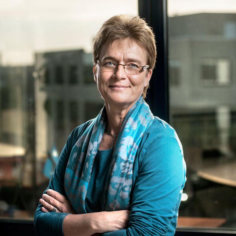 Saskia Van Uffelen. Beeld rv