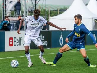 """Nieuwkomer Apostolos Konstantopoulos voelt zich al thuis bij Beerschot: """"Ideale omgeving om me verder te ontwikkelen als voetballer"""""""