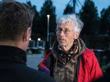 Johan Vollenbroek woensdag op podium bij boerenprotest