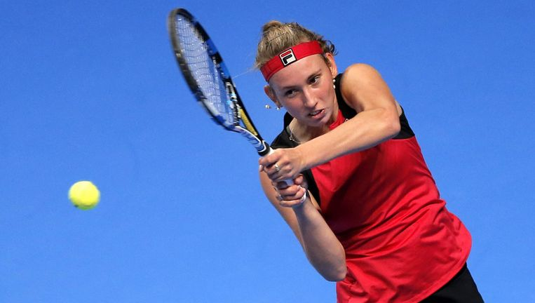 null Beeld Twitter Fed Cup