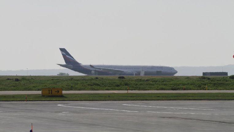 Een Aeroflot-toestel. Beeld reuters