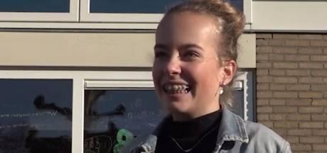 Janneke (12) gaat na jaar (!) quarantaine weer naar school in Putten: 'Ze heeft een eigen ingang en toilet'