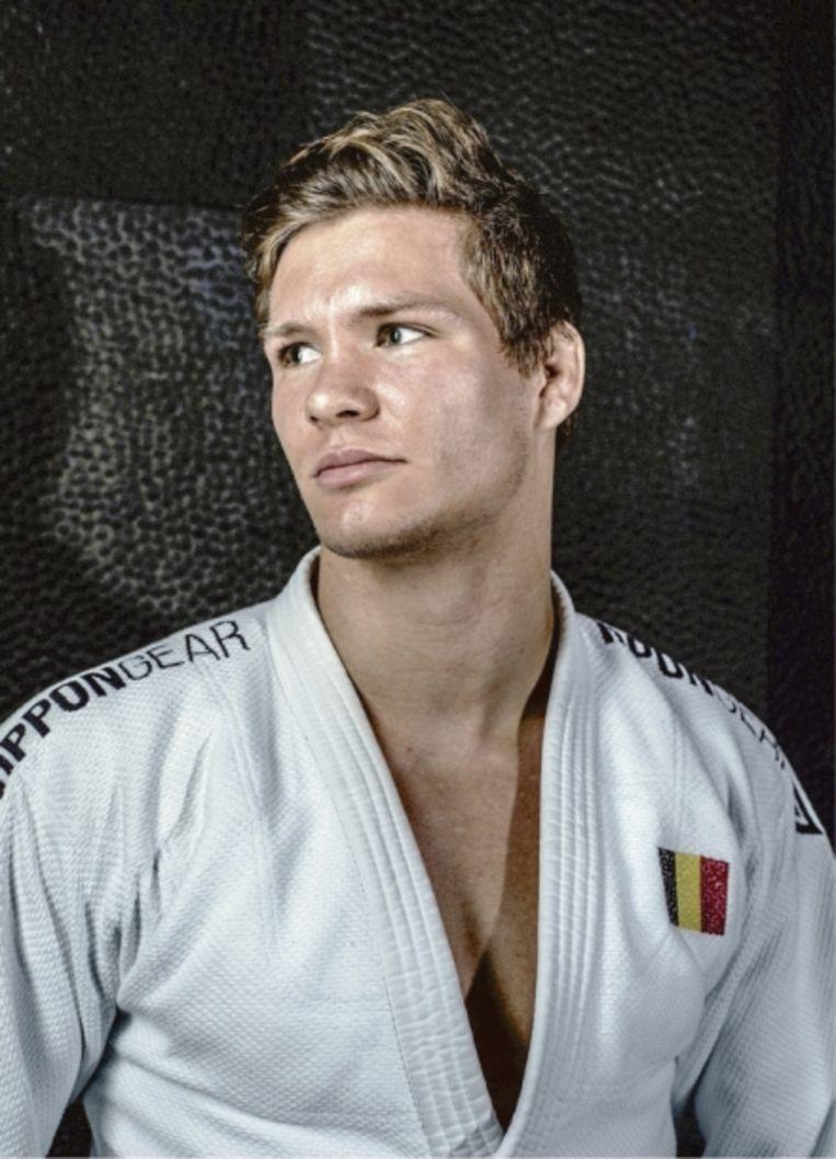 'Ik ken de verhalen van vroeger, over het uitgaan en het stappen in de judowereld, maar het is allemaal veel minder geworden.' Beeld