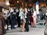 Antonio Banderas danst met Nederlandse geliefde in Malaga