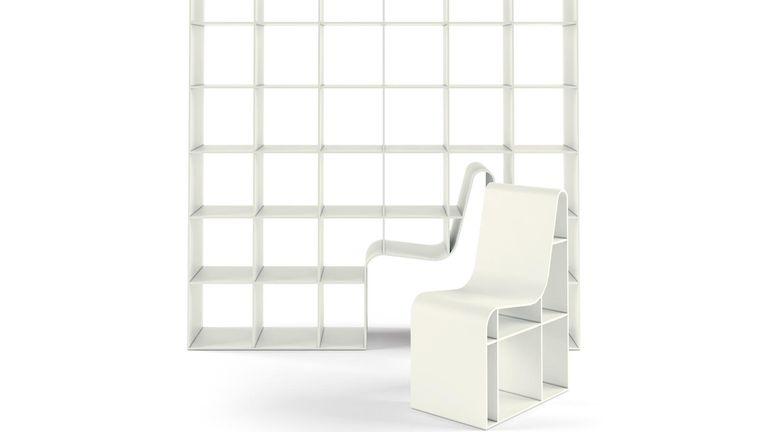 Met één Ingenieuze Toevoeging Wordt Deze Bookchair Opeens