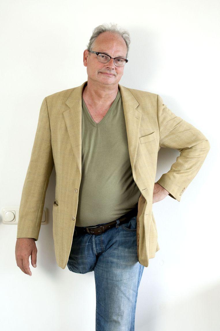 René Gude: 'Sterven is doodeenvoudig, iedereen kan het.' Beeld Maartje Geels