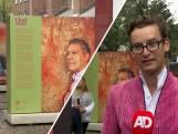 Tentoonstelling over oudere LHTBI-ers naast de Westerkerk