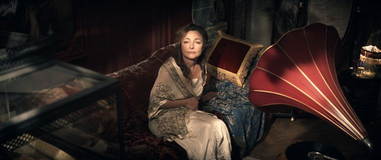 Catherine Frot in Marguerite. Beeld