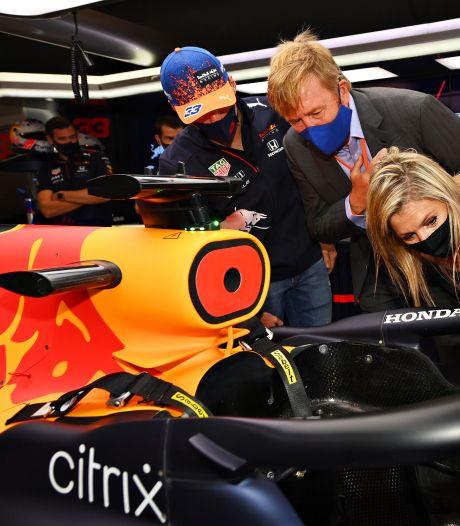 Directeur Zandvoort: 'Max legt eerst de koning uit hoe de auto werkt en meteen daarna kan hij presteren'