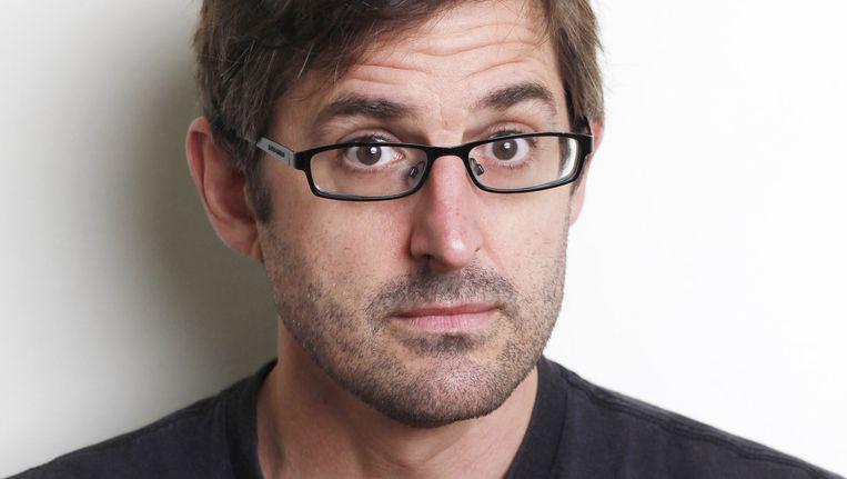 Louis theroux geeft ook een 'mastertalk' op het Belgische docufestival. Beeld Imageglobe