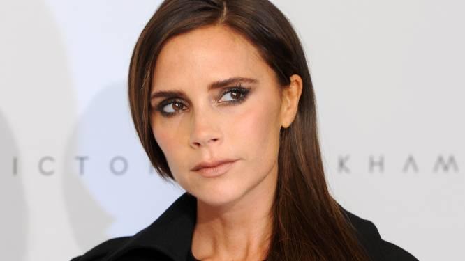 Topontwerper verlaat modemerk Victoria Beckham na miljoenenverlies
