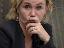 """Liesbeth Homans """"face à un dilemme"""" à Linkebeek"""