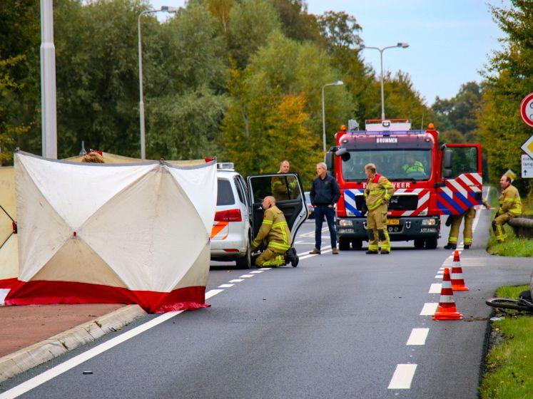 79-jarige vrouw overleden bij verkeersongeluk Laag-Soeren
