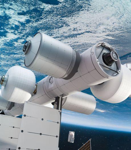 Blue Origin veut construire sa station spatiale commerciale