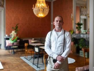 Voormalig Café Imperial in Paleis op de Meir is nu Maison Mojo