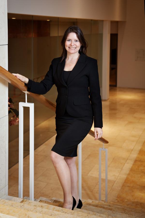 Juliana Dantas is het als Braziliaanse gewend dat vrouwen werken.