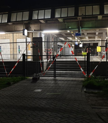 Reizigers voelen zich niet veilig in station Enschede: NS beperkt toegang
