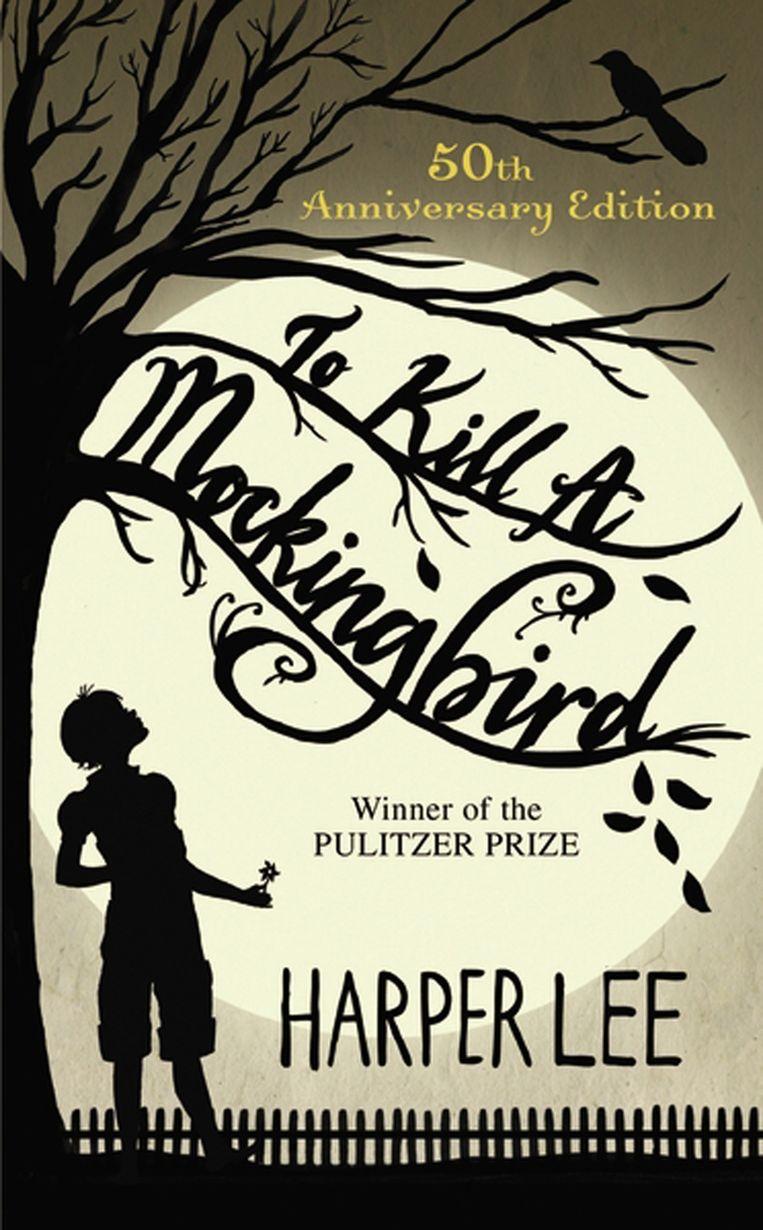 De kaft van To Kill a Mockingbird. Beeld .