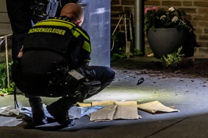 Incident Scarlattistraat Tilburg.