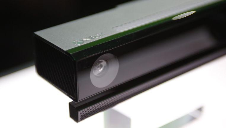 De nieuwe versie van Kinect voor de Xbox One. Beeld REUTERS