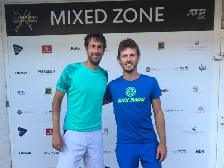 Koolhof en Haase halen finale in Hamburg