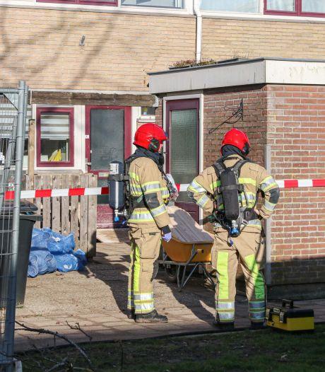 Tien woningen korte tijd ontruimd vanwege gaslek in Emmeloord