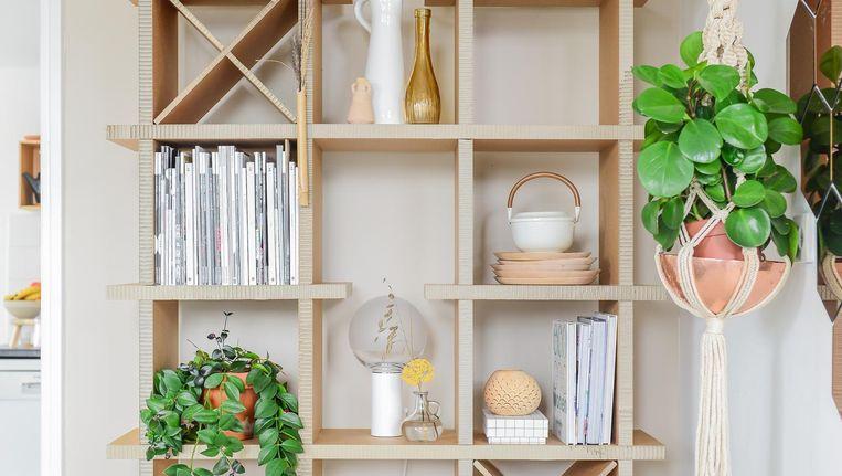 Wandkast van Raw Eco Design Beeld Raw Eco Design