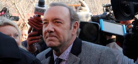 Kevin Spacey weer aangeklaagd voor seksueel wangedrag