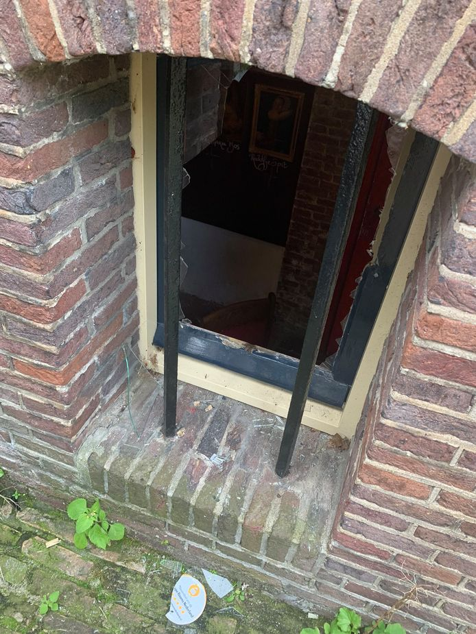 Voor de derde keer op rij werd er ingebroken bij escaperoom Mysterium aan de Oudegracht.