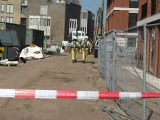 Gaslek op bouwterrein in Meppel in buurt van basisschool: bouwvakkers van terrein af