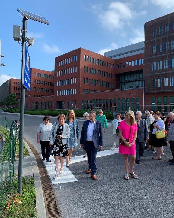 Stad Brugge investeert 30.000 euro in voorzieningen voor slechtzienden