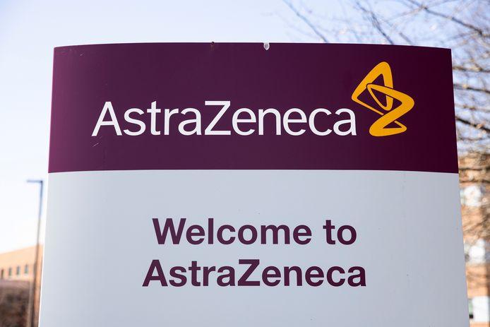 Het Amerikaanse hoofdkantoor van AstraZeneca in Wilmington (Delaware).