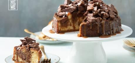 Wat Eten We Vandaag: Chocoladetaart met karamel-zeezout