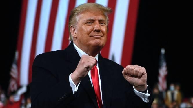 L'ex-président Trump va commenter un match de boxe