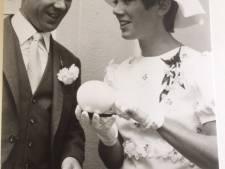 Beppie en Harrie de Groot: na vijftig jaar nog altijd gelukkig met elkaar