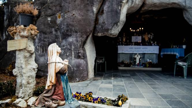 Lourdesgrot in Zutendaal gaat mee met haar tijd: parochie regelt wifi om vieringen te livestreamen