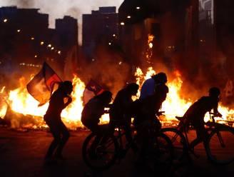 Meer dan duizend mensen opgepakt bij nieuwe massale betogingen in Chili, honderden gewonden