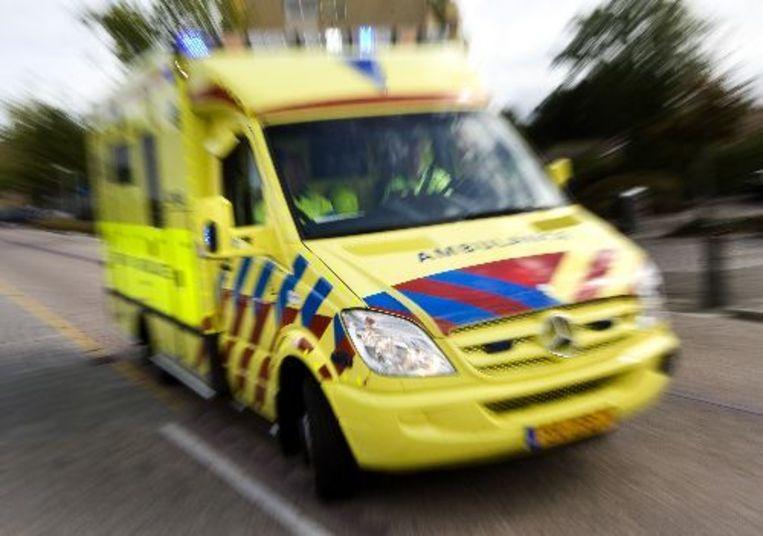 Clubbezoekers zijn gewond geraakt door een steekvlam. ANP Beeld