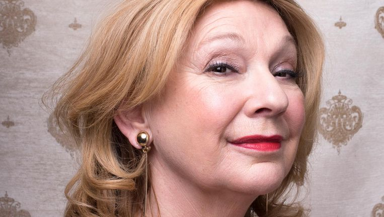 Janny van der Heijden: 'Ik hang bij de mensen thuis echt niet het jurylid uit, hoor' Beeld Imke Panhuijzen