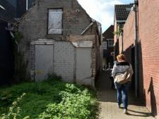 Waalwijk zet definitief streep door 'steegje Sebregts': doorsteek naar Grotestraat is niet meer nodig