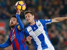 LIVE: Ter Stegen redt Barça na schot Guerrero