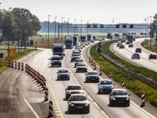 Snelweg A1 gaat heel weekend dicht tussen Rijssen en knooppunt Azelo