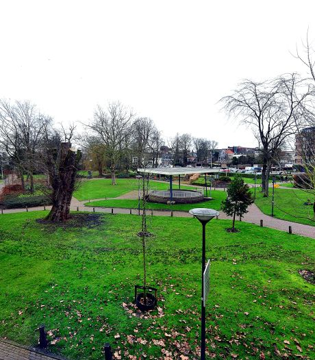 Drank- en drugsoverlast: er komt een camera in het Emile van Loonpark