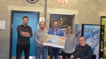 BadmintonClub Duffel schenkt inschrijvingsgeld aan Ter Elst