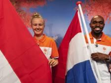 Churandy (36) en Keet (16) dragen de vlag in Tokio: 'Routinier en rookie als inspiratie voor Nederland'