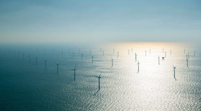 Groene energie is de toekomst.