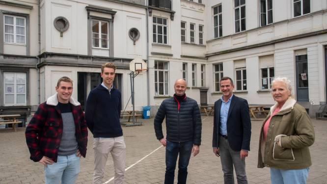 Tweede editie Nightrun in Wetteren gaat door bedrijfsgebouwen