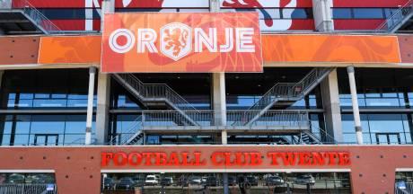 Binnenkijken bij stadion de Grolsch Veste dat wordt omgebouwd voor Oranje