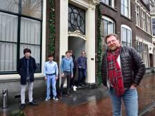 Leerlingen duiken in historie onbekende Goudse oorlogshelden: 'Dit is zo'n feelgoodverhaal'