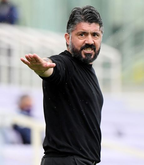 Trois semaines et puis s'en va: Gennaro Gattuso quitte déjà la Fiorentina